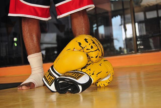 siła na ringu