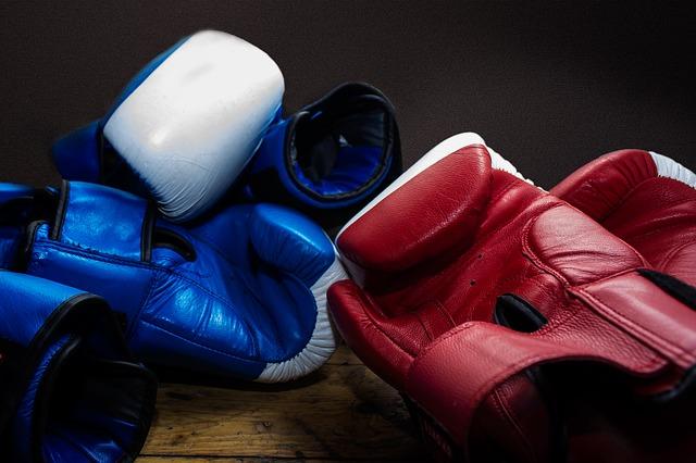 walka na ringu